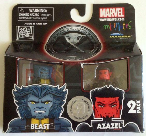 X Men First Class Azazel Nightcrawler