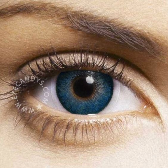 True Sapphire colored lenses NWT | Accessories, Sapphire ... True Sapphire Contact Lenses