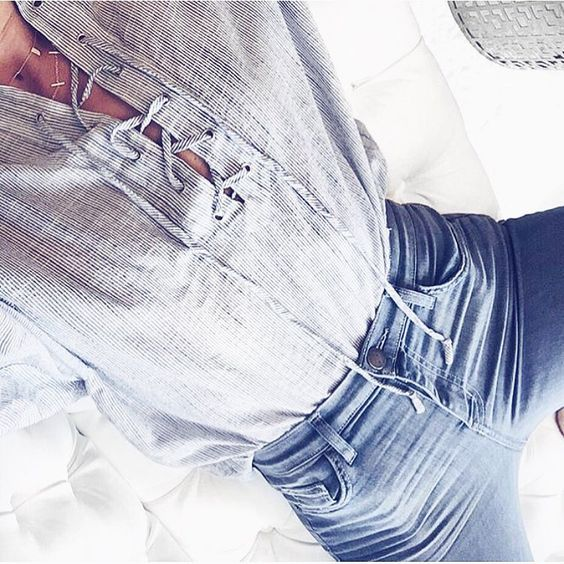 "who . wear . what on Instagram: ""all about that lace-up 