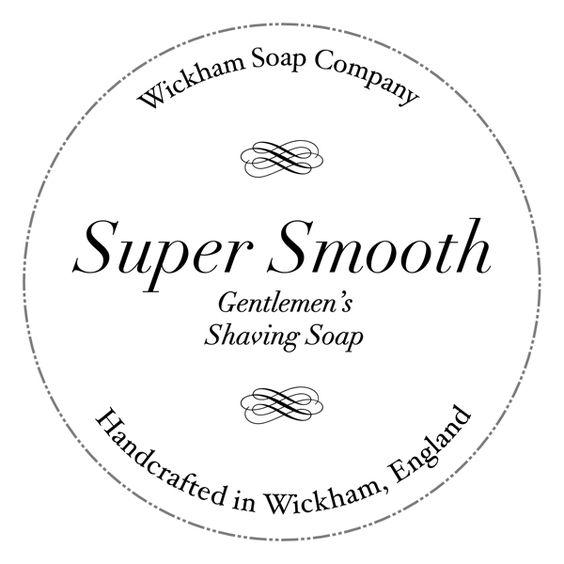 Super Smooth top label