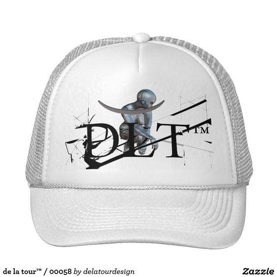 de la tour™ / 00058 gorras de camionero
