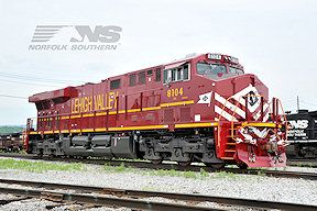 Norfolk Southern is honoring its predecessor railroads during 2012, its 30th anniversary year, by painting 20 new locomotives in commemorative schemes that reflect the heritage of those predecessors. Take a look!