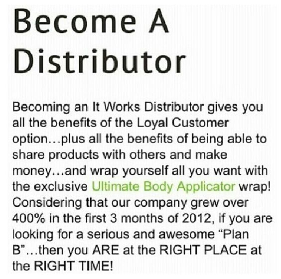I want YOU on my team!!! Go to my website check it out & see if this is for you.  http://wrapit4u.stbwrap.com
