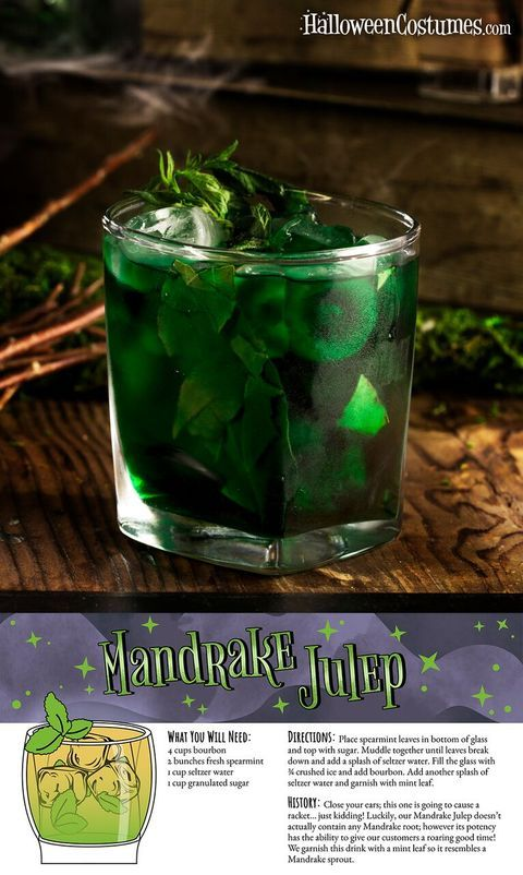 These Harry Potter cocktail recipes are so much better than Butterbeer