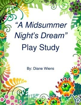 "dream essay midsummer night question Quiz on the play ""a midsummer night's dream"" 1compare and contrast the supernatural lovers and the earthly lovers in a midsummer night's dream."