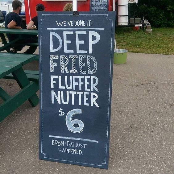 WTF #whatthefluff #rocklandmaine #mainelobsterfestival2015 #mainelobsterfestival #wichplease @wichplease