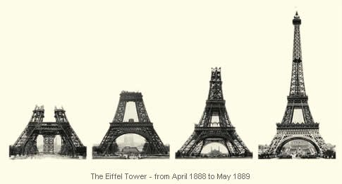 La Torre Eiffel fue construída para la exposición universal de 1889 y hoy es el símbolo de París. ¿Pueden los mundiales de fútbol y las olimpíadas hacer lo mismo? ¿Qué dejará en pie para las ciudades de Brasil el Mundial 2014? Huáscar Eguino/BID