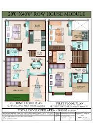 Image Result For House Plan 20 X 40 Sq Ft Model House Plan West Facing House