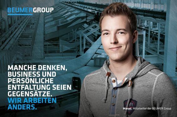 Beumer Group/ Employer Branding Kampagne | Fotograf Frank van Groen