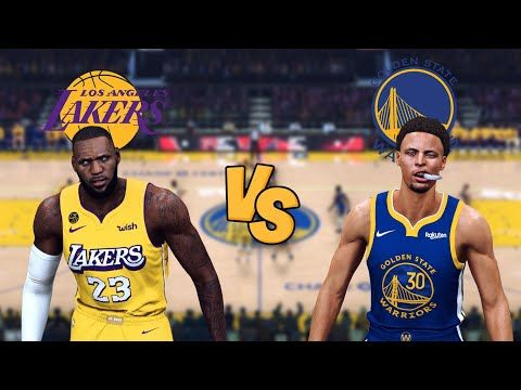 Nba 2k20 Modded Showcase Los Angeles Lakers Vs Golden State Warriors Full Gameplay Youtube In 2020 Lakers Vs Los Angeles Lakers Golden State Warriors Basketball