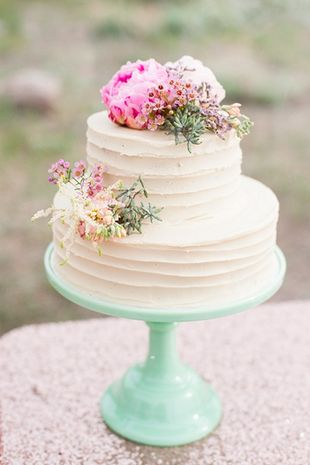 Pastel Vintage Cake Stands And Cake Stands On Pinterest