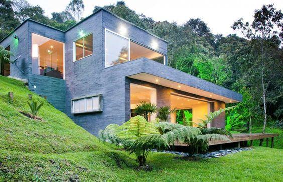 #Colombia #LagoEnCielo #Selva