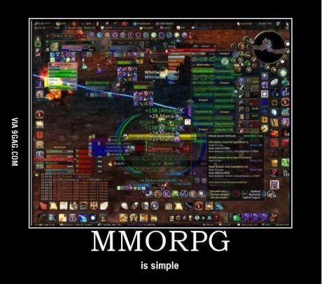 Just a World of Warcraft - 9GAG
