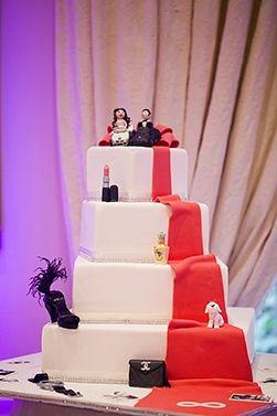 Gâteau de mariage, Un mariage mode, italien ou sous le thème du ...