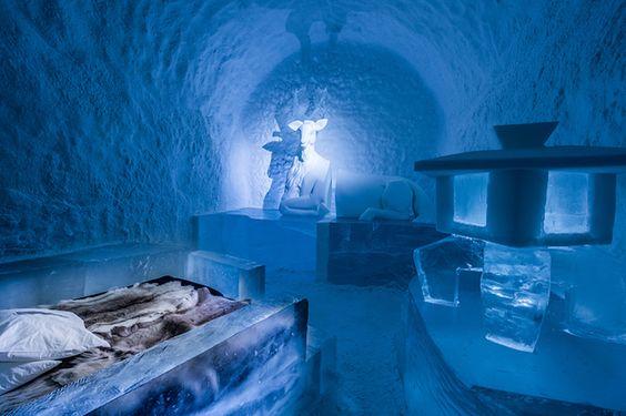 Le célèbre hôtel de glace suédois Icehotel est désormais ouvert 365 jours par an  2Tout2Rien