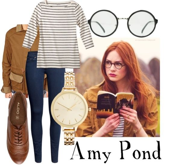 """Amelia Pond from """"Angels Take Manhattan"""" Buy it here!"""