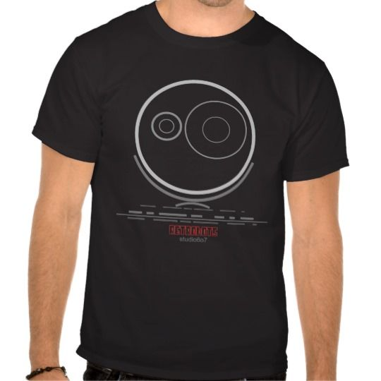 retrobots T #1 Tees New design for the retrobots line only at the studio6o7 store at Zazzle.