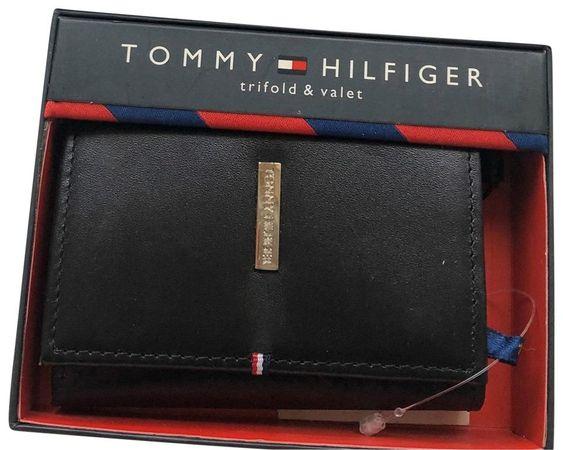 Carteras de cuero hombre Tommy Hilfiger