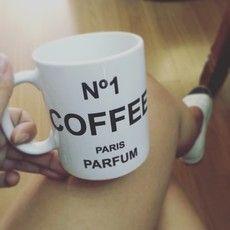 Caneca N1 COFFEE PARIS