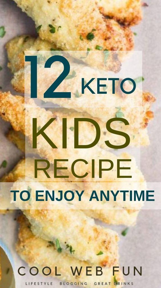 Keto Kids Recipes