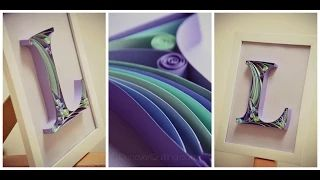 Quilling For Beginners - YouTube