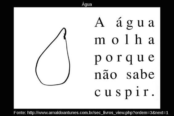 Arnaldo Antunes - Poesia Visual