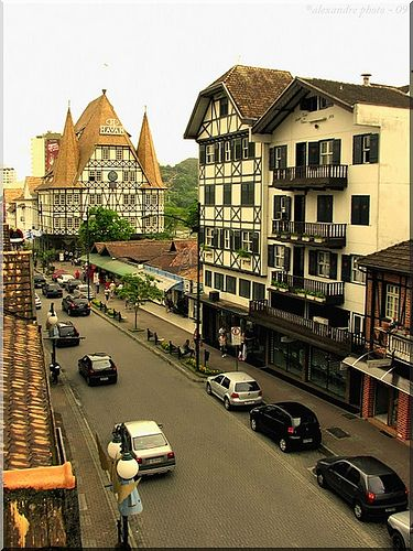 Not Germany, but Brazil - Blumenau city; Lots of Germans are here but speak English. Such a cool hidden Gem in Brazil. No Flavella's here.