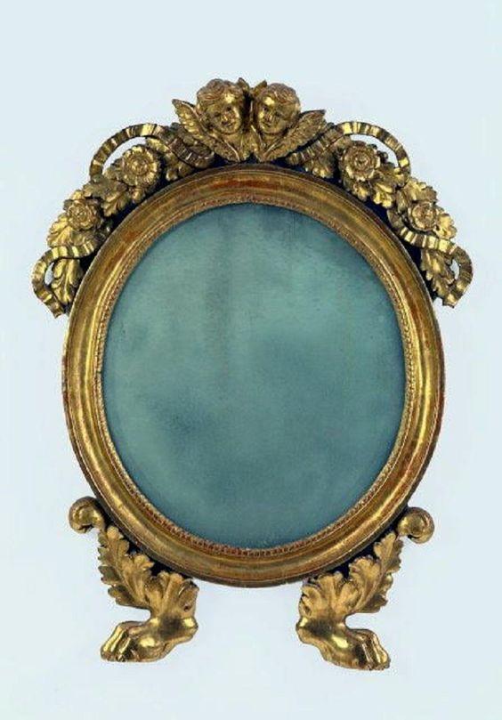 Italian giltwood mirror FRAMING  ideas and advice Pinterest