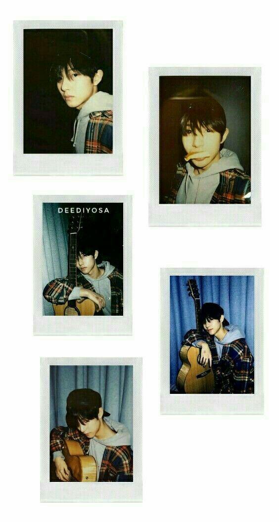 Nct Renjun Lockscreen Nct Nctdream Renjun Lockscreen Wallpaper Aesthetic Polaroid Nct Gambar Wallpaper Ponsel