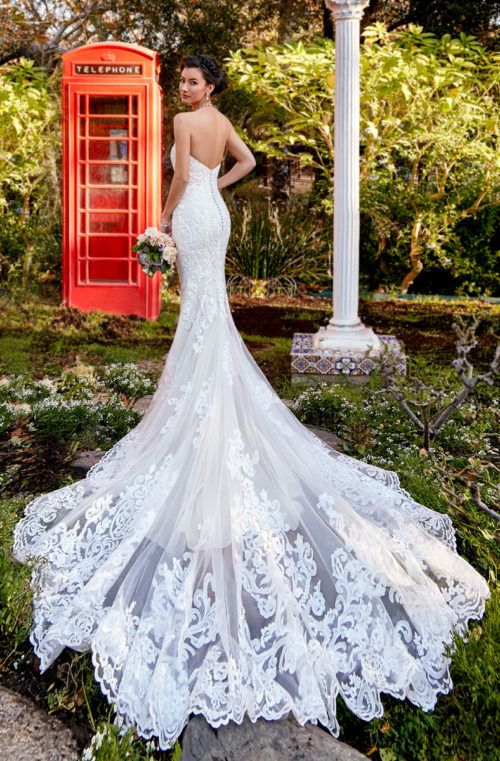 Kitty Chen Fall 2018 Ivoire Collection Strapless Fitted Lace Wedding Dress Fitted Sparkle Bridal Gown With Wedding Dress Couture Bridal Couture Bridal Dresses,50th Anniversary Golden Wedding Anniversary Dresses