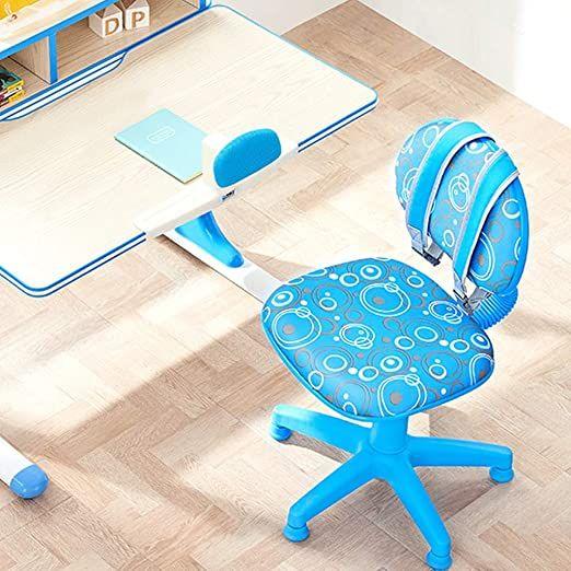 Blue wooden childrens plastic Ergonomic Furniture Bedroom