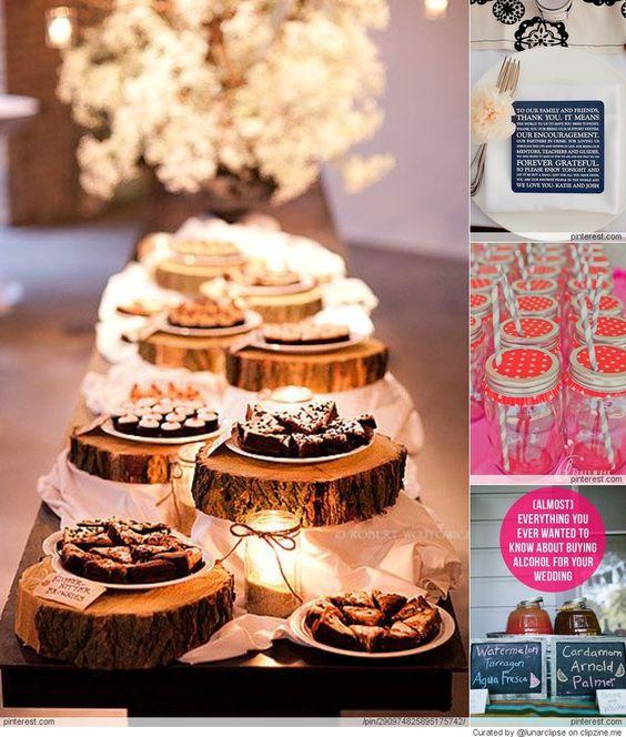 Party - Wedding - Reception on Pinterest