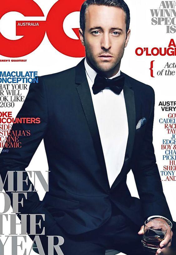 Alex O'Loughlin - The Dreamyest Aussie actor!!