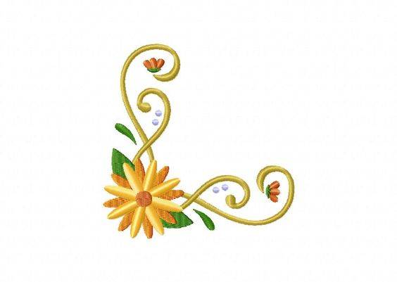 embroidery design - Szukaj w Google