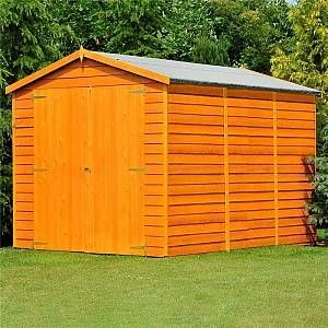 Hangar En Bois In 2020 Shed Outdoor Greenhouse Wooden Sheds
