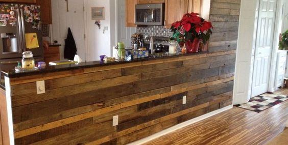 decorar con palets de madera
