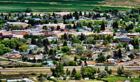 Another one that makes me miss my home.... Dillon, MT by D.Smith_June'12