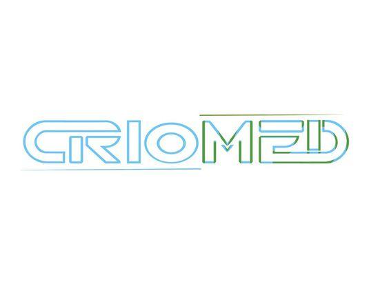 Logo para Clínica de Medicina Criogenica CrioMed