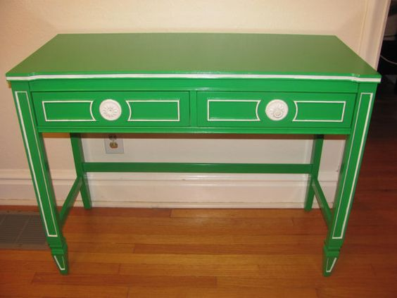 ReLoved and UpCycled  Gorgeous Vintage by AFreshCoatOfPaint, $325.00