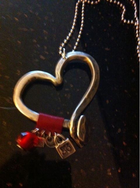 Paula's favorite necklace