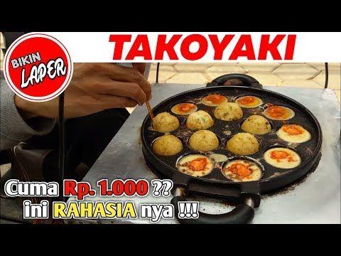 Takoyaki Murah Rp 1000 Ternyata Isi Nya Beda Khas Jajanan Anak Sekolah Bandung Street Food Youtube Makanan Ide Makanan Makanan Dan Minuman