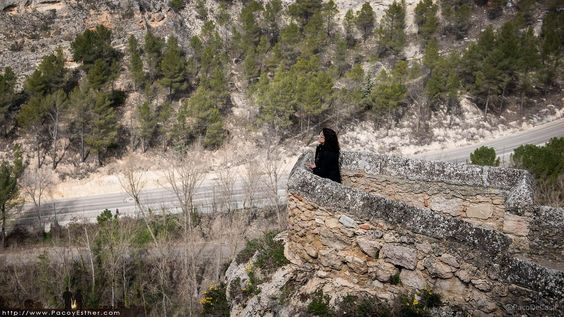 Vista hacia el río Júcar desde Cuenca Cuenca en 3 días #Paisajes #Naturaleza