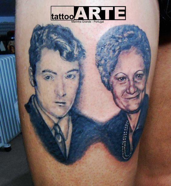 Tatuado por Miguel Fazenda na tattooArte - Marinha Grande.