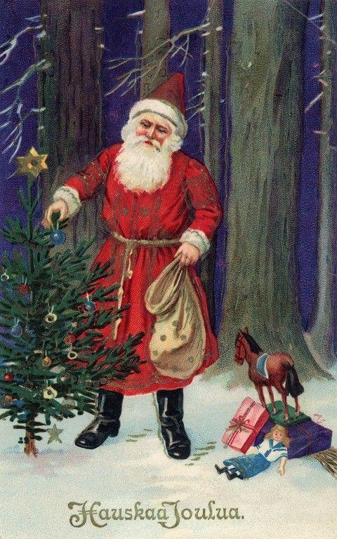Joulukortti (1922)