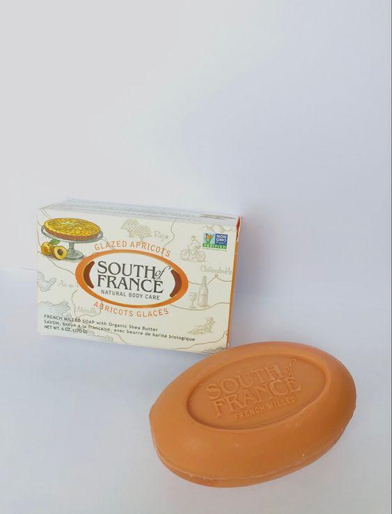 Мыльная классика - марсельское французское мыло с маслом ши