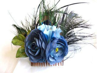 Phenomenal Diy Fascinator Hair Up Pinterest Flower Hair Flowers And Hairstyles For Women Draintrainus