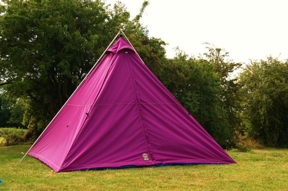 12ft Range Tent by Mohican Tents, Bell Tent, Tipi, Yurt, Teepee, Family Festival | eBay