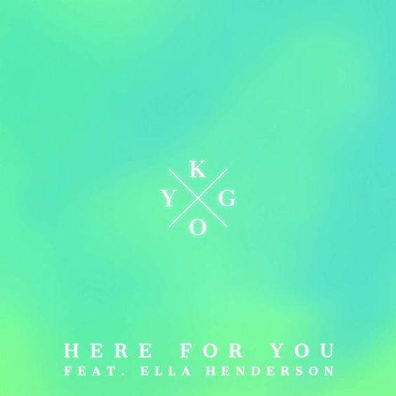 Kygo, Ella Henderson – Here for You acapella