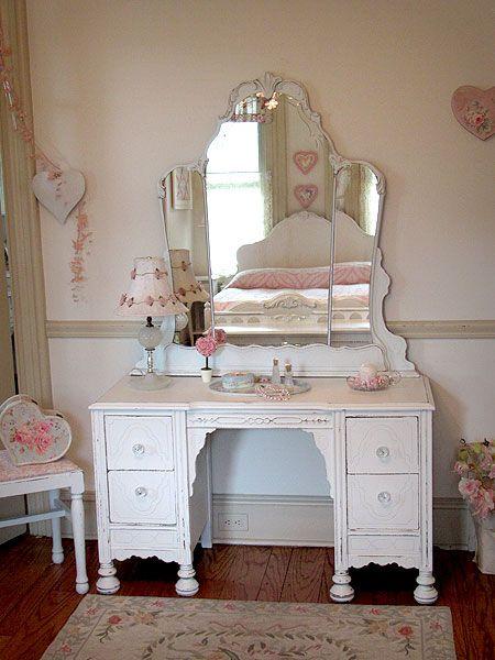 interiores vintage tocador con espejo tocador antiguo espejo espejo aparadores vanidades tocadores de maquillaje mesas de tocador tocadores