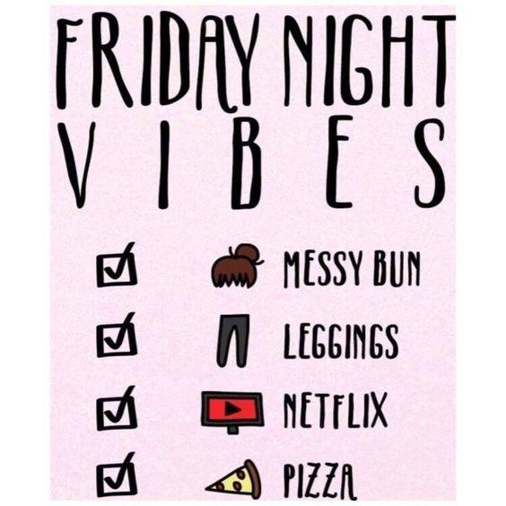 Friday night vibes... especially that messy bun!  #enjoy #fridaynight #friyay #vibes #mood #messybun